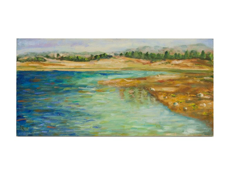 Lago de Entrepeñas